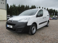 **NEW** 1.6 3 seater Van Lx Model